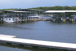 Galvanized Steel Dock System