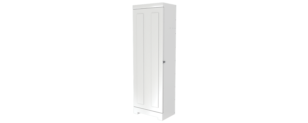 Upright Dock Storage Locker – Model 79V