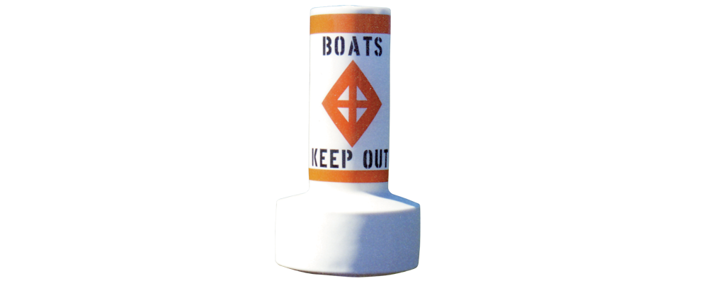 Float Collar Can Buoy – Side Attach