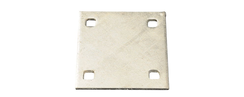 Double Backing Plate