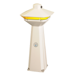 Hatteras Light Power Pedestals