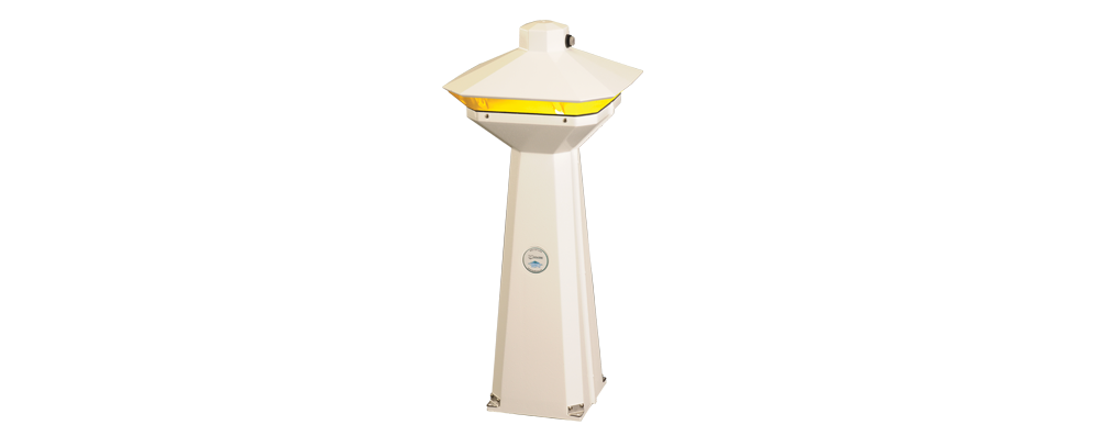 Hatteras Light Power Pedestal