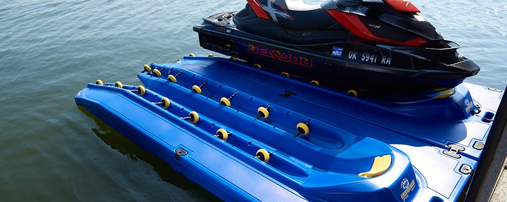 Personal Watercraft Platforms