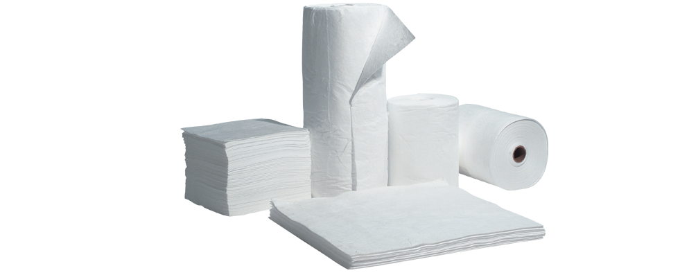 Absorbent Pads & Rolls – Heavy Weight Pads – WP100H