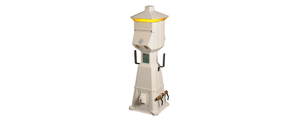 Lighthouse Power Pedestal