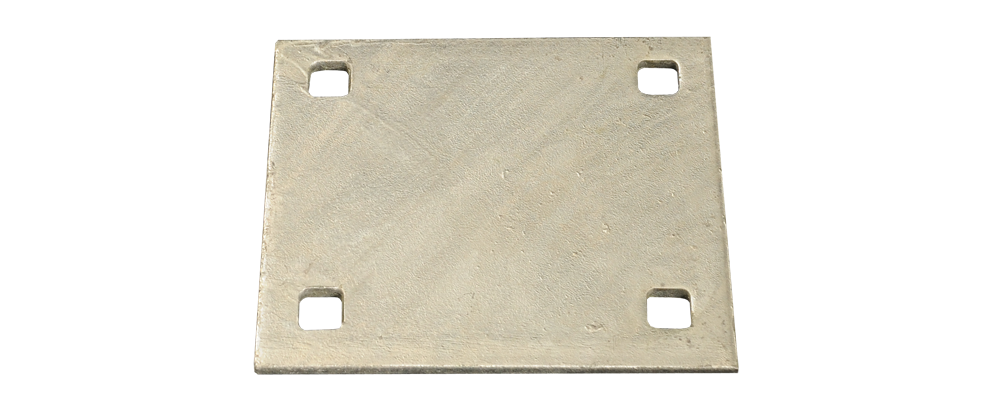 Backing Plate for Flat Plate Holder