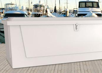 Dock Boxes are the Perfect Storage Option